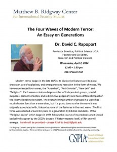 Four Waves of Terror